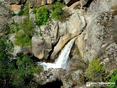 Valle de la Pizarra y los Brajales - Cebreros; patones de abajo sierra cebollera rincon de ademuz